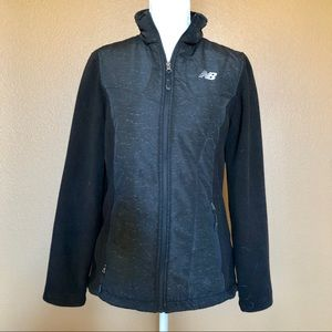 Like New New Balance mid weight jacket Black S-8